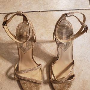 Forever 21 Womens Sandal Heels Size 7.5